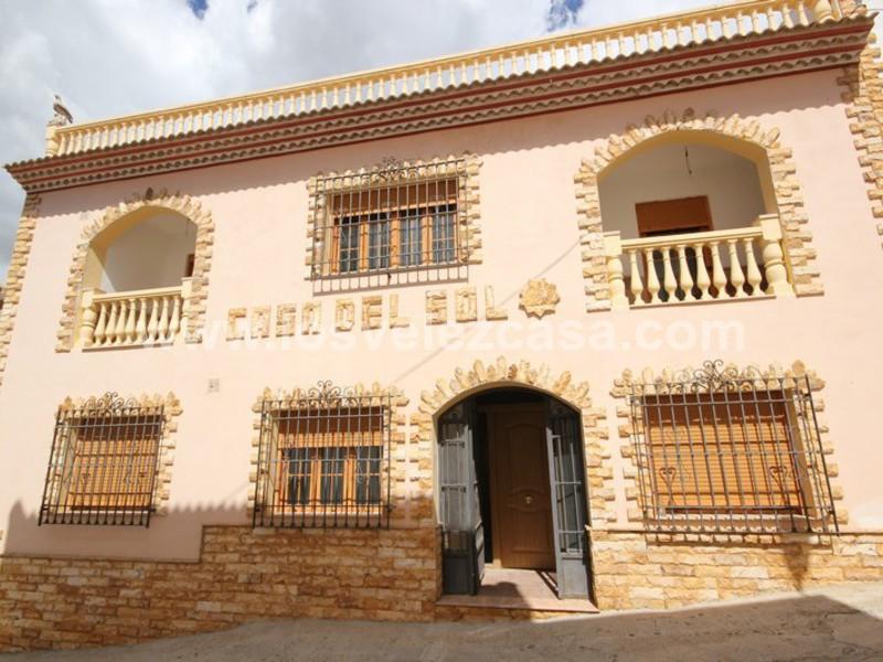 Casa De Pueblo En Venta En Los Cerricos Almer A
